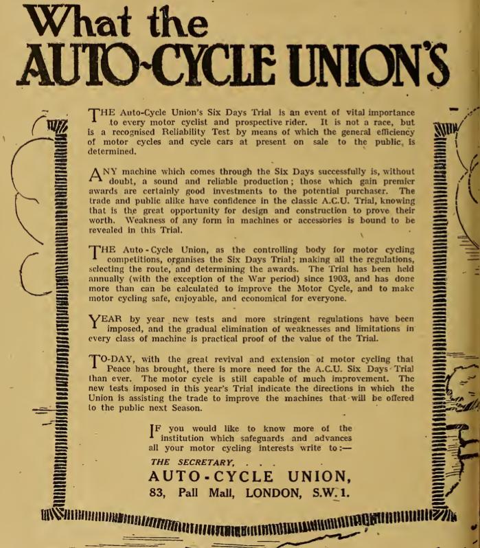 1919 ACU SDT AD