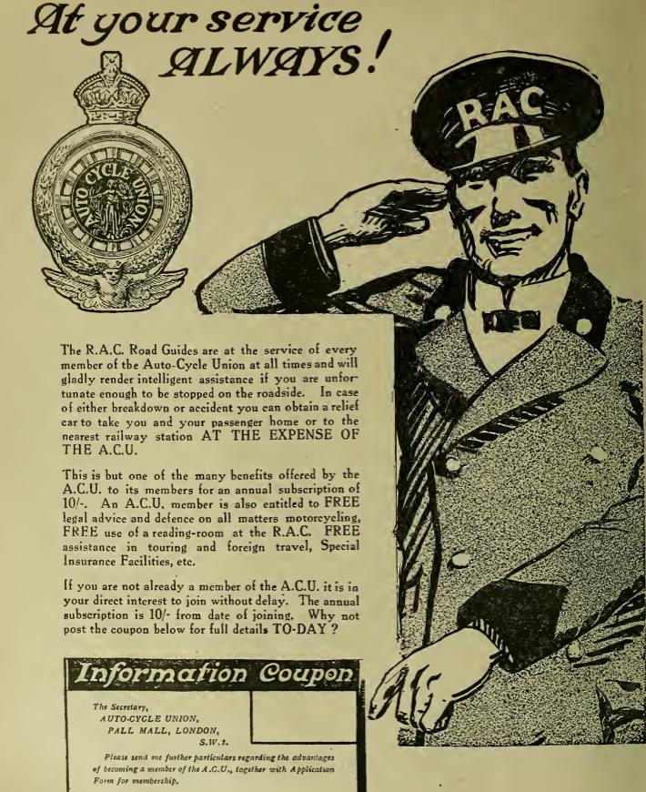 1919 ACURAC AD