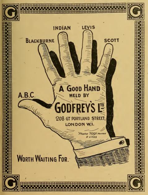 1919 GODFREY'S AD