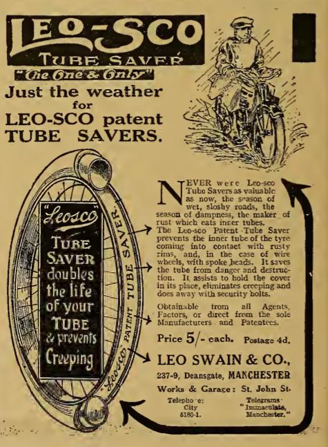 1919 LEO-SCO AD