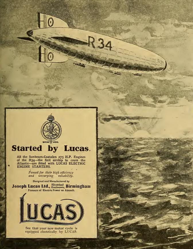 1919 LUCAS AD