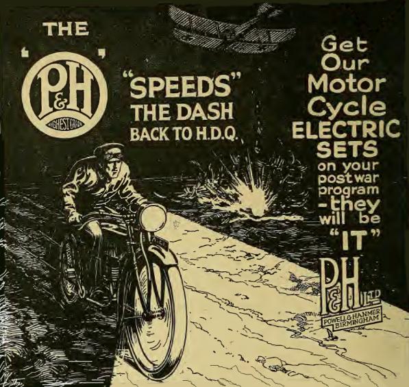 1919 P&H AD