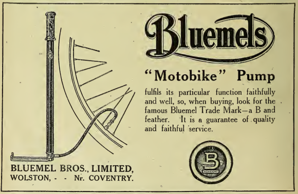 1919 PUMP AD