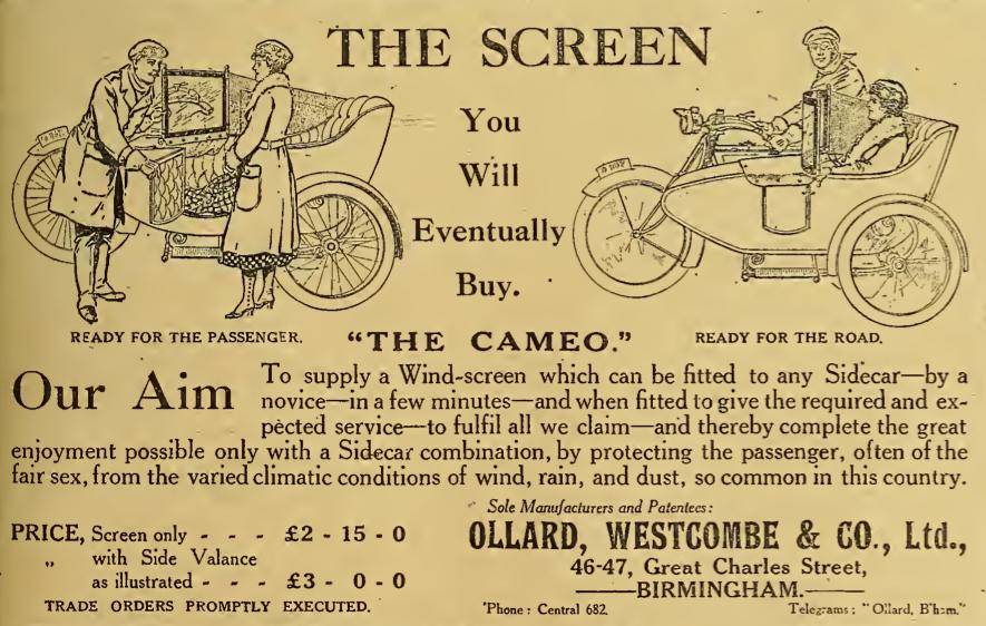 1919 SCARSCREEN AD
