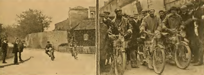 1919 WETHERBY-TRIUMPHS
