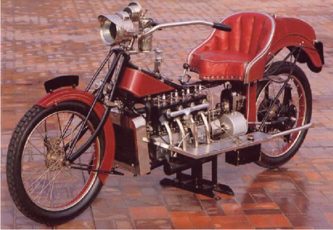 1909 RED TAC