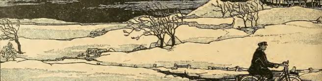 1909 XMAS LANDSCAPE