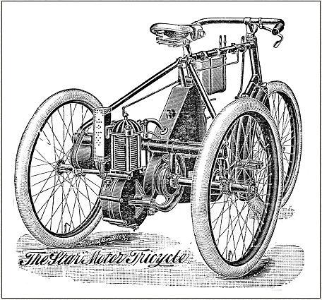 1899 STAR TRIKE