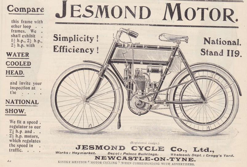 1902 JESMOND AD