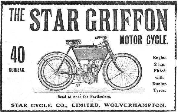 1903 STAR GRIFFON