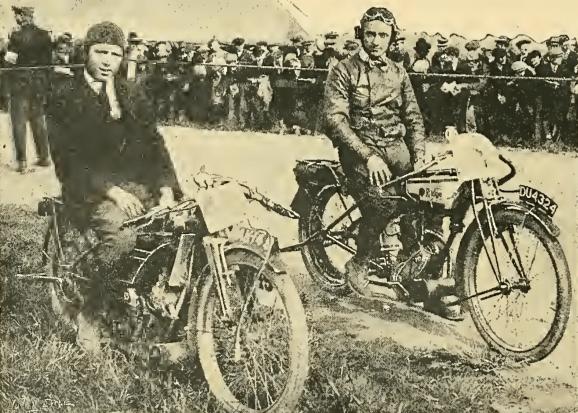 1914 2 TT WINNERS