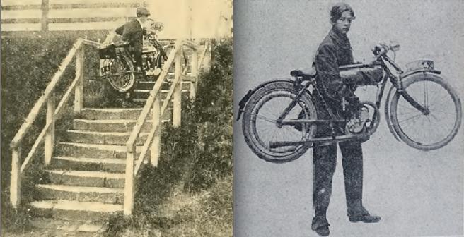 1914 CARRYBIKES