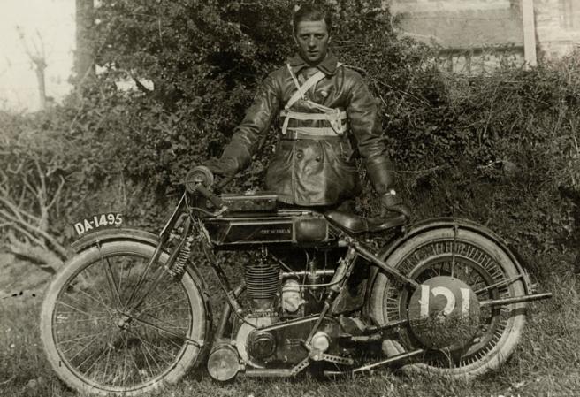 1914 TT DAVIES