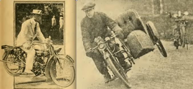 1914 WHITES COMBOSTUNT