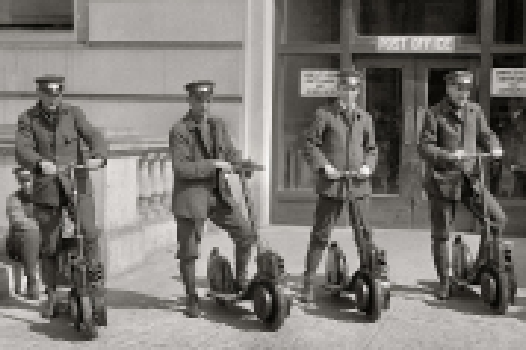 1919 AUTOPED POSTIES