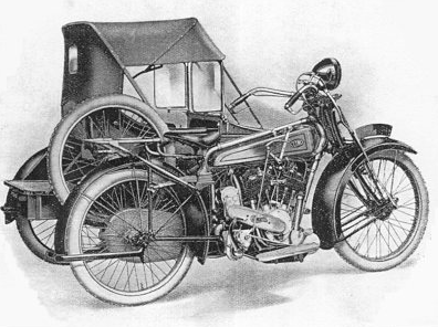 1919 CLYNO