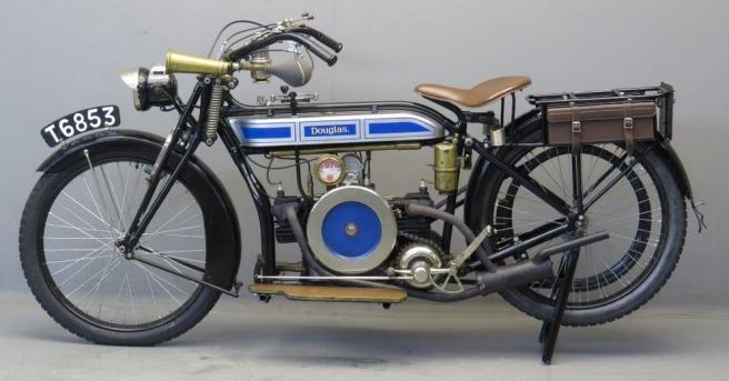 1919 DOUGLAS 4HP
