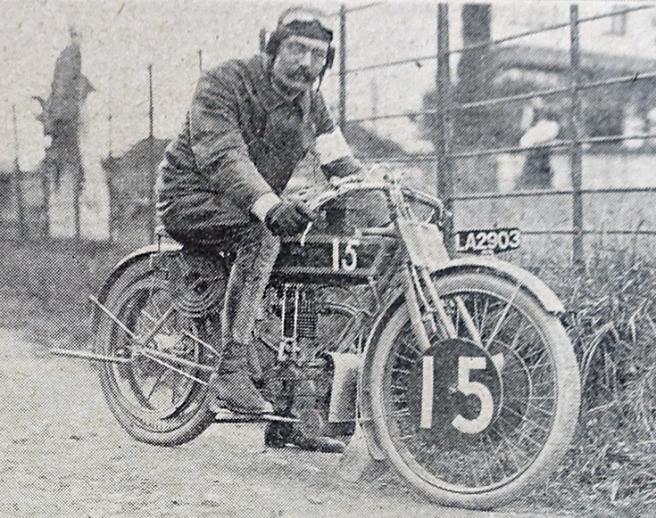 1919 HA COLLIER