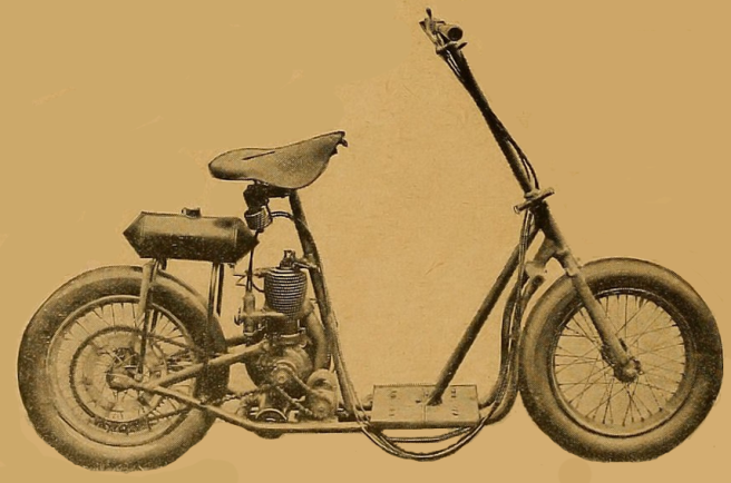 1919 LEVIS EXP SCOOT 172
