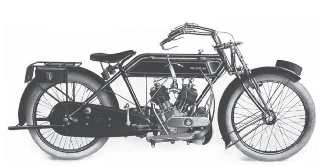 1919 SUNBEAM