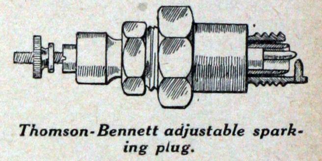 1919 THOMSON-BENNETT