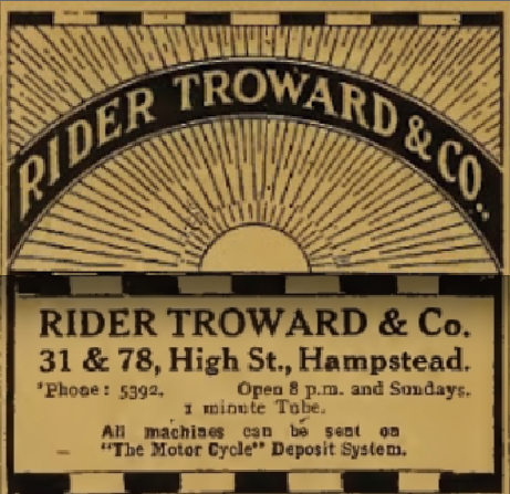 1919 TROWARD