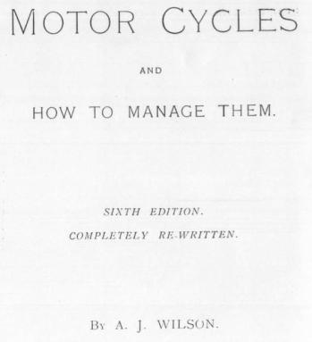 1919 WILSON