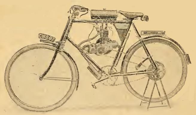 1920 AUTO-WHEEL CLIP-ON