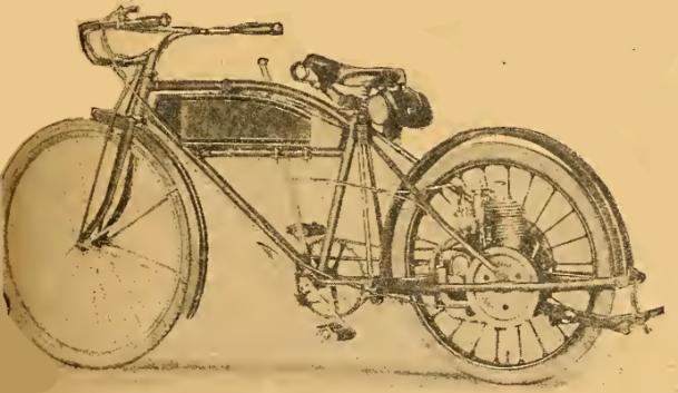 1920 BADGER