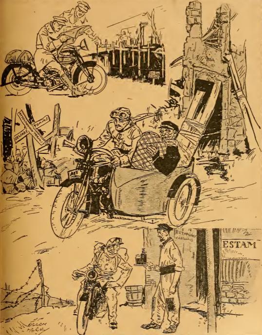1920 BATTLEFIELD TOURS