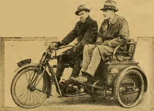 1920 ELECTRIC COMBO