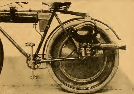 1920 FLY VOISIN