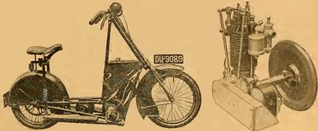 1920 GSC AUTOCYCLETTE