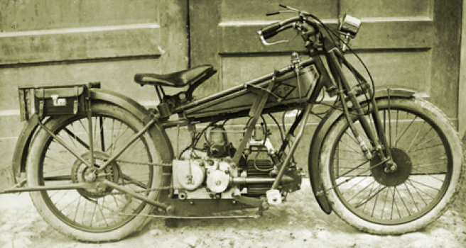 1920 GUZZI