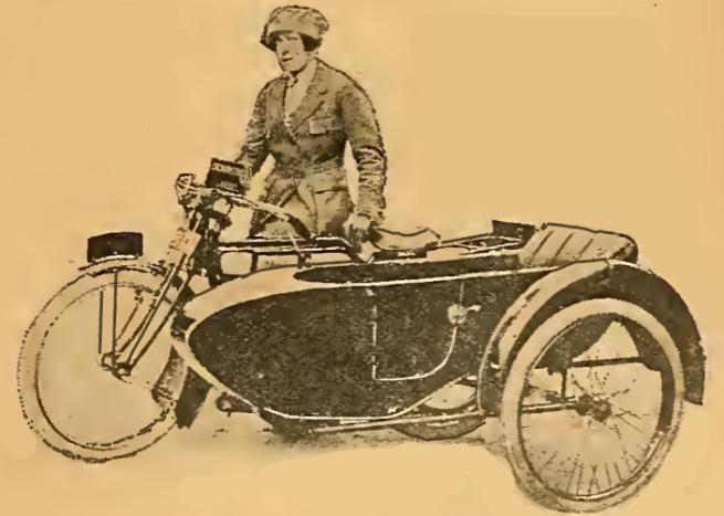 1920 LADY DEMO