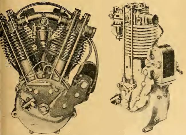 1920 LAKE ENGINES