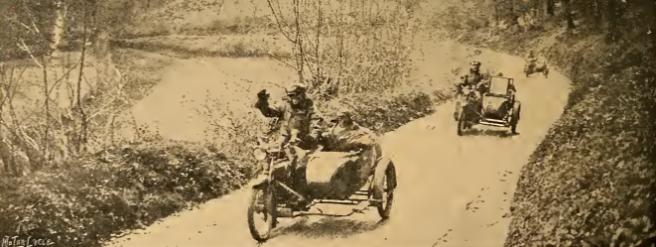 1920 LANDSEND MATCHLESS