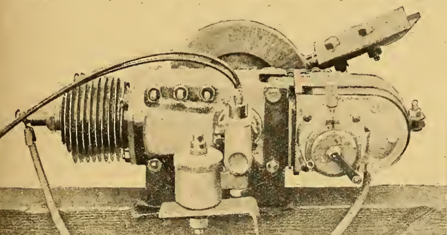 1920 MEPWARD ENGINE