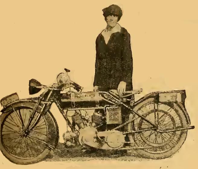 1920 MRS MANVELL