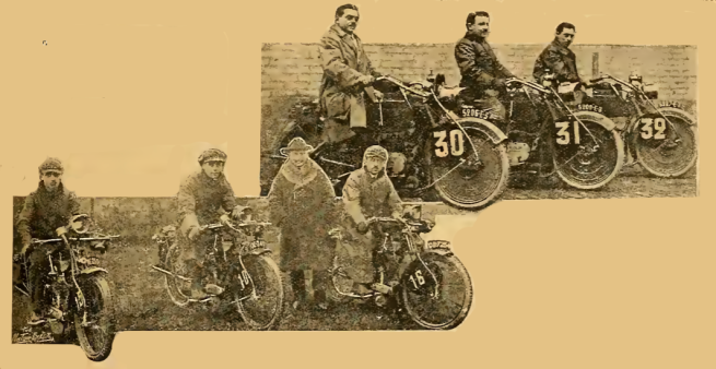 1920 NICE BLERIOT NEWIMP