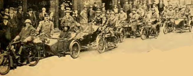 1920 PENZANCE RUN