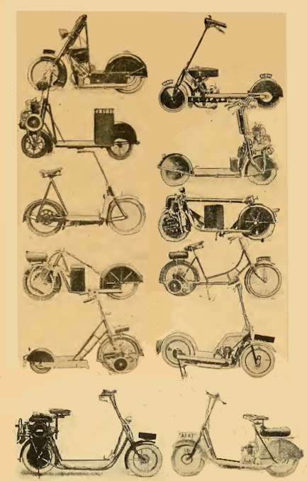 1920 SCOOTERS