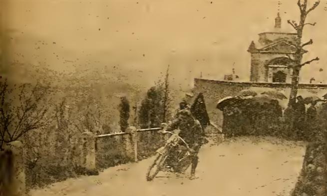 1920 VECCHIA CLIMB