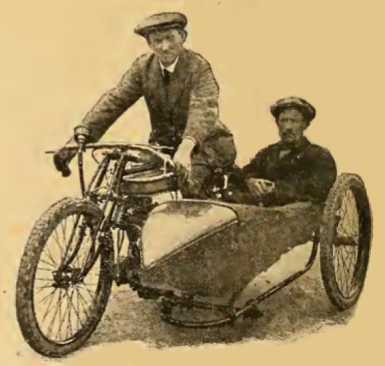 1920 WIZARD NORTON
