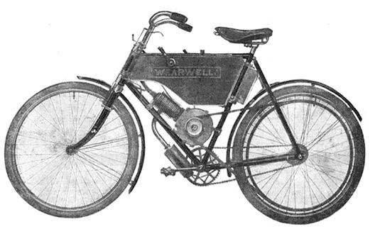 1902 WEARWELL STEVENS