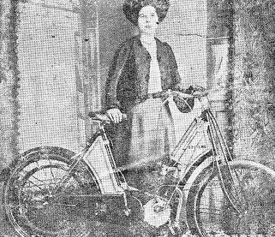 1903 LILY STEVENS