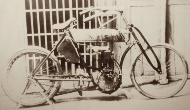 1908 JAPANESE NS