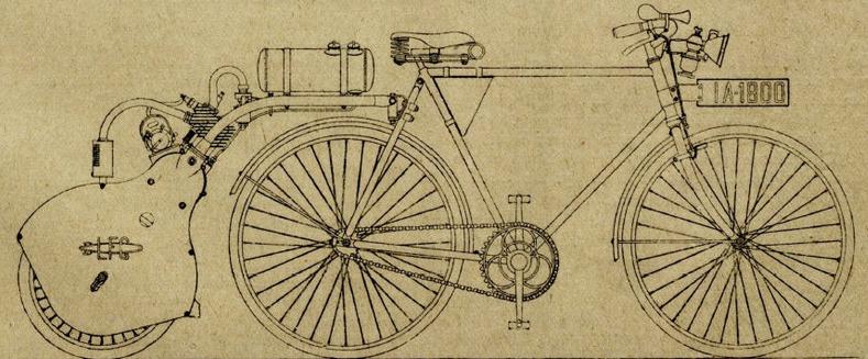 1919 TREIBRAD