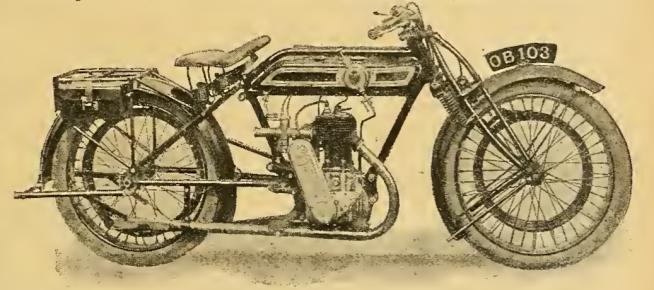 1920 75MPH ROVER