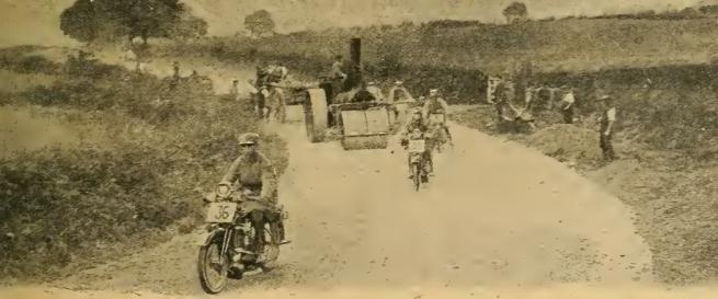 1920 ACU6DT STEAMROLLERS